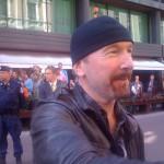 The Edge, U2